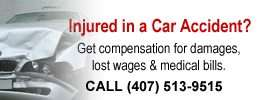 Injured in a Truck Accident in Orlando
