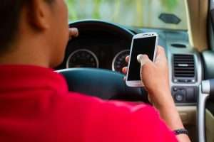 Distracted driving accident lawyer