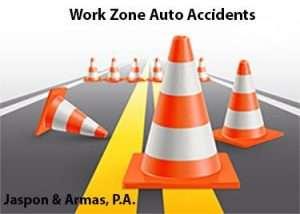 Florida Work Zone Auto Accidents