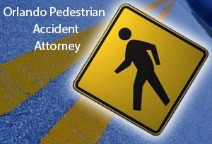 Orlando Pedestrian accident Attorney