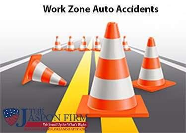Orlando Work Zone Auto Accident Attorney