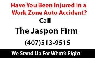 Orlando Work zone Accident Attorney