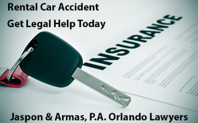 What to Do If You're in a Rental Car Accident?