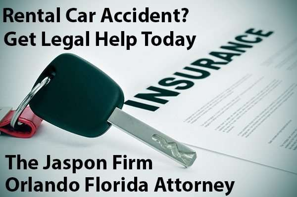 Rental Car Accident Attorney The Jaspon Firm