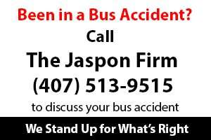Orlando Bus Accident Attorney - The Jaspon Firm