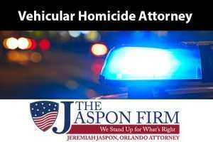 Orlando Vehicular Homicide Attorney The Jaspon Firm