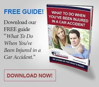 What to do if you've been injured in a car accident.