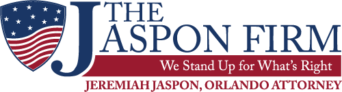 The Jaspon Firm, Orlando Personal Injury Attorney, Car Accident Lawyer