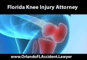 Florida Knee Accident Attorney