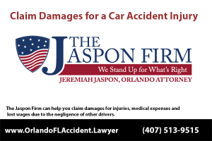 Claiming damages for auto accident