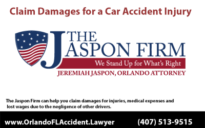Auto Accidents and Claiming Damages