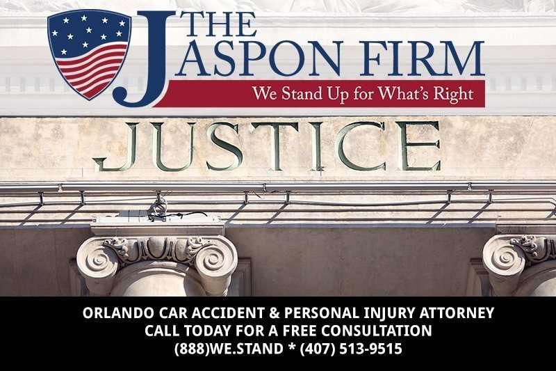 Orlando Florida Car Accident Attorney - The Jaspon Firm