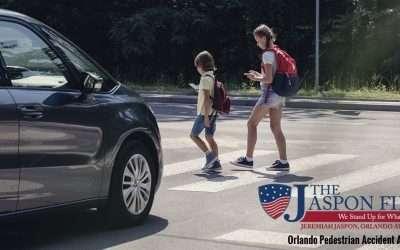 Orlando Pedestrian Accidents