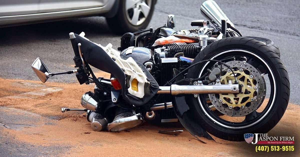 Motorcycle Accident Lawyer in Orlando, FL