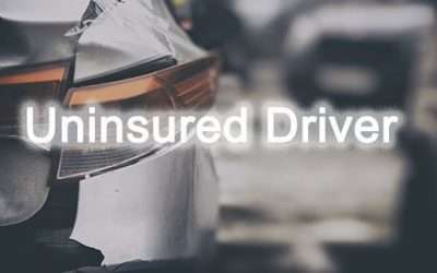What to Know If You Have Been Involved in a Crash with an Uninsured Driver