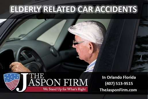 Elderly Related Car Accidents - The Jaspon Firm