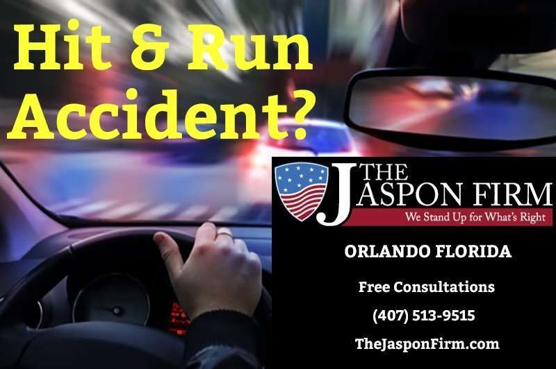 Hit and Run Accident Attorney - The Jaspon Firm