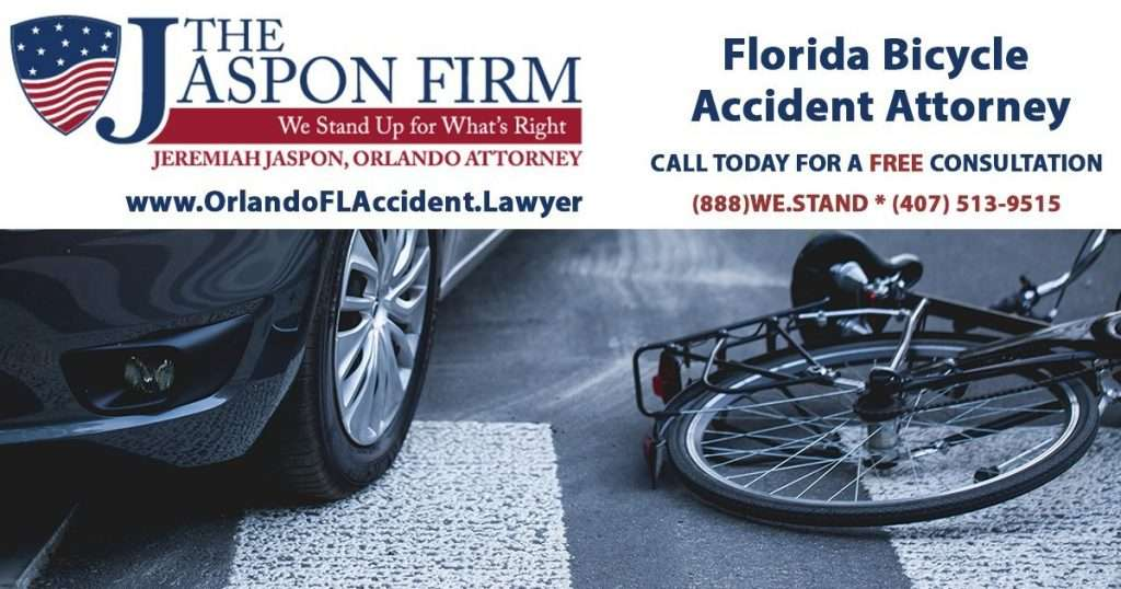 Orlando Bicycle Accident Attorney