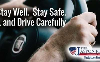 Stay Well. Stay Safe. … and Drive Carefully during the COVID-19 Crisis