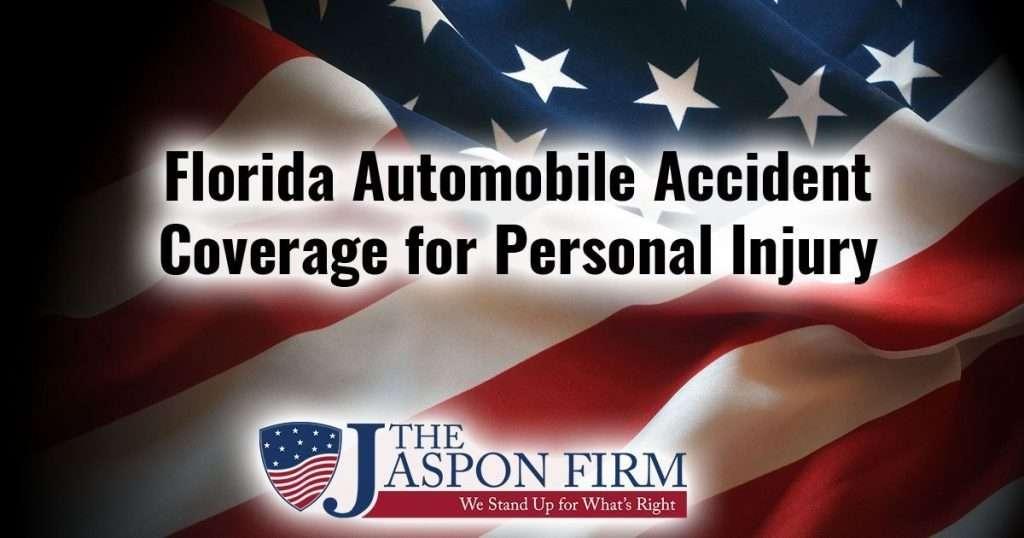 florida auto accident coverage
