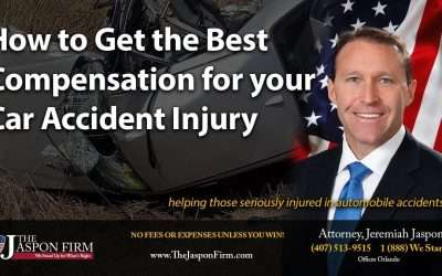 How to Get the Best Compensation for your Car Accident Injury