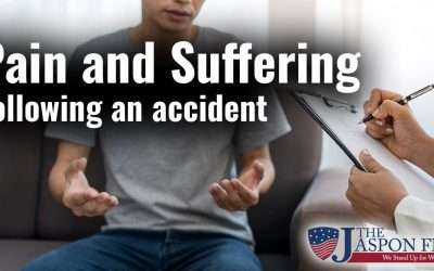How Pain and Suffering is Determined in a Florida Car Accident Case